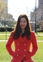 A photo of Christine, a tutor from Northeastern University