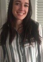A photo of Maya, a tutor from University of Colorado Boulder