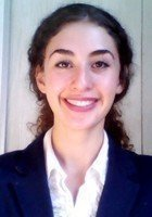 A photo of Erica, a tutor from University of Rochester