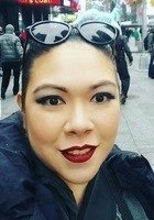 A photo of Kimberly, a tutor from CUNY Hunter College
