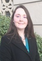 A photo of Megan, a tutor from University of Connecticut