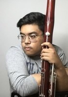 A photo of Joey, a tutor from The Juilliard School