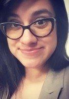 A photo of Zoe, a tutor from Baylor University