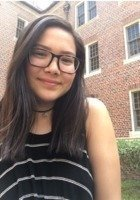 A photo of Zoe, a tutor from University of Florida