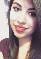 A photo of Abril, a tutor from Virginia Commonwealth University
