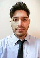 A photo of Irfan, a tutor from Stony Brook University