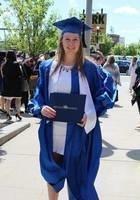 A photo of Alysha, a tutor from Seton Hall University