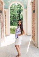 A photo of Nakisa, a tutor from University of North Carolina at Chapel Hill