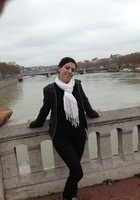 A photo of Karima, a tutor from French University Lumiere Lyon