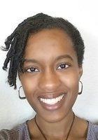A photo of Jamila, a tutor from University of Illinois at Urbana-Champaign