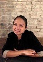 A photo of Carmela, a tutor from College of Saint Elizabeth