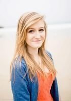 A photo of Abby, a tutor from Brigham Young University-Idaho
