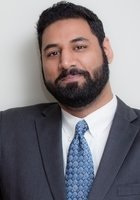 A photo of Omar, a tutor from Stony Brook University