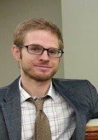 A photo of Ian, a tutor from University of San Francisco