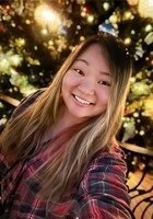 A photo of Joscelyn, a tutor from Rutgers University-New Brunswick