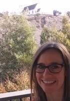 A photo of Amanda, a tutor from SFSU