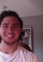 A photo of Justin, a tutor from Central Connecticut State University