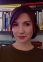 A photo of Sarah, a tutor from Vassar College