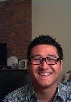 A photo of Taijiro, a tutor from Carnegie Mellon University