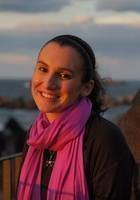 A photo of Aurore, a tutor from Colby College