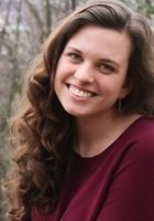 A photo of Laura, a tutor from Cedarville University