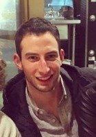 A photo of Graham, a tutor from Northwestern University