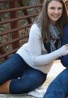 A photo of Rachel, a tutor from Boston University