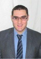 A photo of Josh, a tutor from Yeshiva University