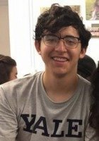 A photo of Daniel, a tutor from Yale University