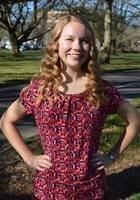 A photo of Alicia, a tutor from Oregon State University