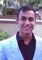 A photo of Brandon, a tutor from University of Nevada-Las Vegas