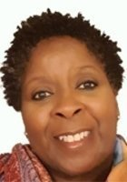 A photo of Glenda, a tutor from Florida Agricultural and Mechanical University