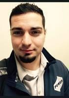 A photo of Joseph, a tutor from University of Massachusetts-Lowell