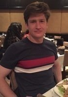 A photo of Sean, a tutor from Columbia University in the City of New York