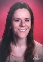 A photo of Laura, a tutor from Haverford College