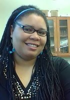 A photo of Kristina, a tutor from Morgan State University