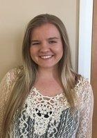 A photo of Hanna, a tutor from SUNY Oswego