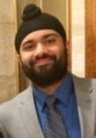 A photo of Jasjit, a tutor from Rutgers University-New Brunswick