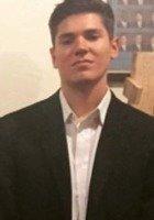 A photo of Josh, a tutor from Syracuse University