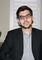 A photo of Mohamed, a tutor from The University of Tulsa