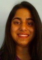 A photo of Alafia, a tutor from Michigan State University