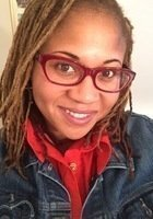 A photo of Kawanda, a tutor from Savannah State University