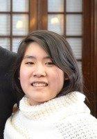 A photo of Ami, a tutor from University of Minnesota