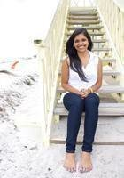 A photo of Trusha, a tutor from University of Miami