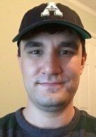 A photo of Jonathan, a tutor from Appalachian State University
