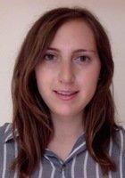 A photo of Cynthia, a tutor from Princeton University