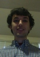 A photo of Max, a tutor from Brandeis University