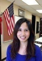 A photo of Amanda, a tutor from National Taiwan University