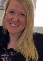A photo of Rebekah, a tutor from Trevecca Nazarene University