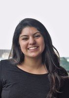 A photo of Julia, a tutor from Rice University
